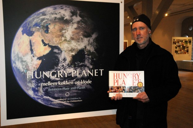 ! RUNDETAARN Hungry Planet& Peter Menzel 140211Photo Hasse Ferrold 1