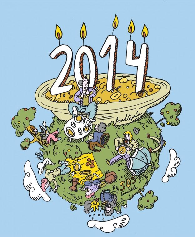 2014 foodtopia